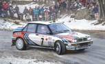 Italeri Lancia HF Integrale 1:24 3658