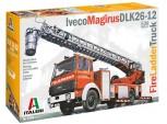 Italeri 3784 Iveco-Magirus DLK 23-12 Fire Ladder 1:24