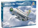 """Italeri 1427 MiG-21 Bis """"Fishbed"""" 1:72"""