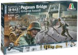 "Italeri 6194 Battle-Set-""Pegasus Bridge"" M1:72"