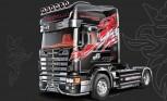 Italeri 3922 Scania 164L Topclass 1:24