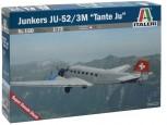 """Italeri 150 JUNKERS JU-52 """"TANTE JU"""" 1:72"""
