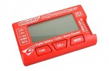 Battery Tester für LiPo, LiFe, Nixx °