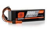 5000mAh 14.8V 4S Spektrum IC5 Lipo Akku 100C
