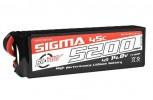 5200mAh 14.8V 4S RC Plus Sigma 45C