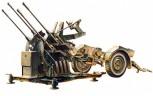Tamiya WWII Dt. 20mm Flakvierling 38 1:35 35091