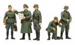 Tamiya WWII Figuren-Set Deutsche Oberbefehlshaber 1:35 35298