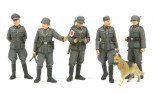 Tamiya WWII Figuren-Set Deutsche Feldpolizei 1:35 35320