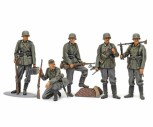 Tamiya Fig-Set Dt. Infanterie 1941/42 (5) 1:35 35371