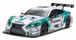 Tamiya Karosserie-Satz Petronas Super GT 51582, unlackiert