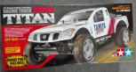 M1:12 Tamiya Nissan Titan Racing Truck DT-02 58511