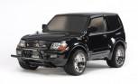 M1:10 Tamiya Mitsubishi Pajero Lowrider Black CC-01 58627