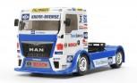 M1:14 Tamiya Team Hahn Racing MAN TGS TT-01E 58632