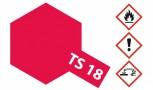 TS-18 Metallic-Rot glänzend 100ml