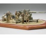 Tamiya WWII Dt. 88mm Flak36 Nord Afrika 1:35 35283