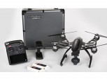 Yuneec Q500 Typhoon RTF 3-Achs-Gimbal + CGO3 4K Kamera + Alu Case