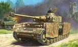 Zvezda 3620 Panzer IV Ausf.H 1:35