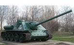 Zvezda 3688 SU-100 Soviet tank destroyer 1:35