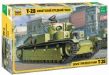 Zvezda 3694 T-28 Heavy Tank 1:35