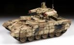 """Zvezda 3695 BMPT-72 """"Terminator 2"""" 1:35"""